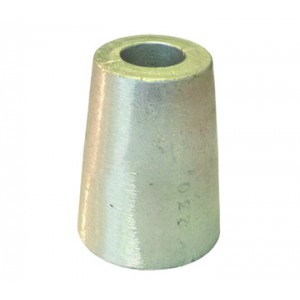 ANODE EMBOUT DARBRE 30MM