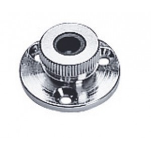 PASSE FILS LAITON CHROME D.6MM